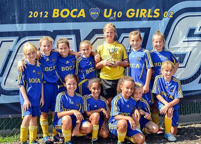 BOCA 2012 02 Girls U10