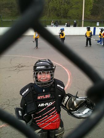 Alexander Hockey Career