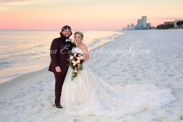 Mr. and Mrs. Black     The Opulent Pearl.  Panama City Beach