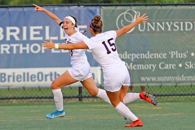 St Rose vs Wall Girls Soccer