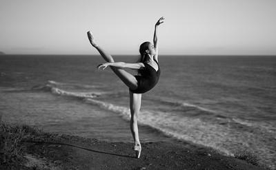 Ballet, Ballerinas, & Landscape Dance