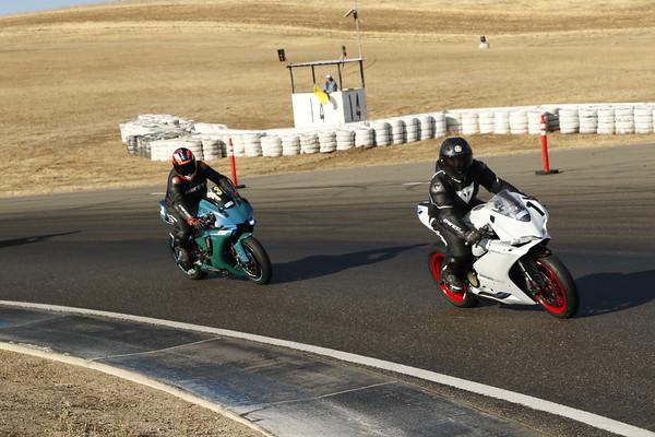1 Ducati Black AGV