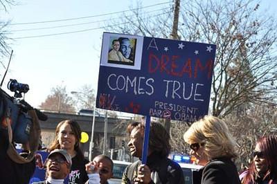 2009 MLK March Celebration