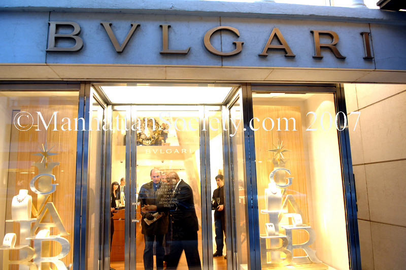 BVLGARI Baubles and Champagne hosted by Veronica Bulgari to Benefit Children for Children.