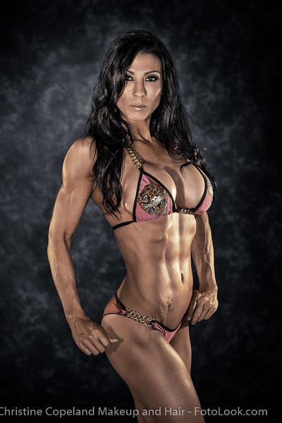 Beckie Bodie Fitness IBBF Pro
