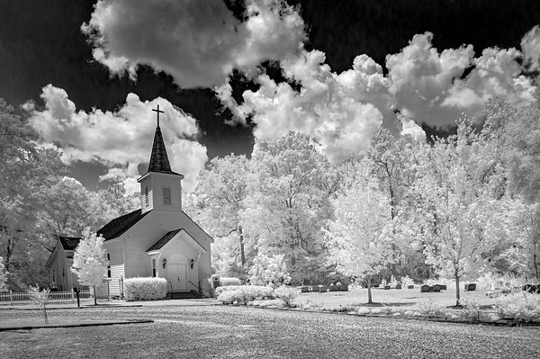 Infrared Church and Home