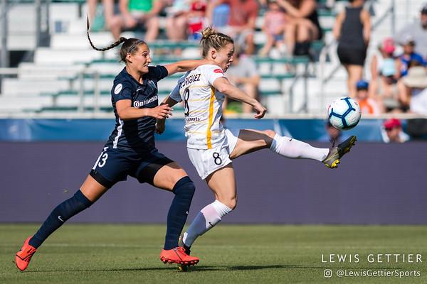 NC Courage vs Utah Royals FC 5-19-2019