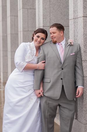 Beth and Andrew Wedding