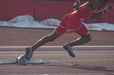 Track and Field Photos