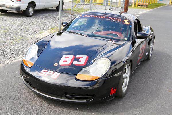 SOLD: 98 Porsche Spec Boxster