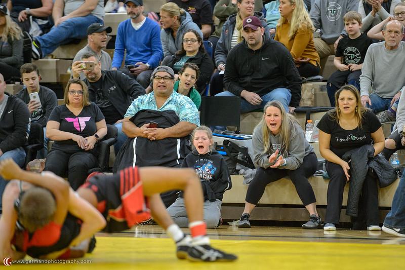 106 Oregon City vs Tigard Bout 186 Cuellar v Wadell