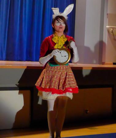 Excelsior Alice in Wonderland