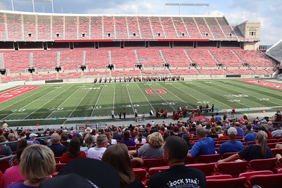 BW Band Competition at OSU