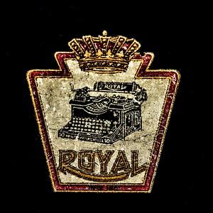 typewriters (royal)