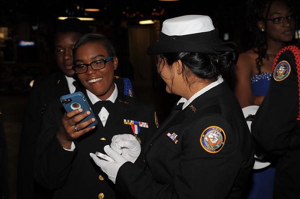 2017 ROTC Naval Ball