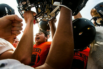20140814 - McHenry Football Practice (KG)