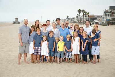 2014 Beach Family Portraits