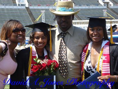 Tiffani's Graduation JSU 2007