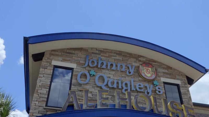 Johnny O'Quigley