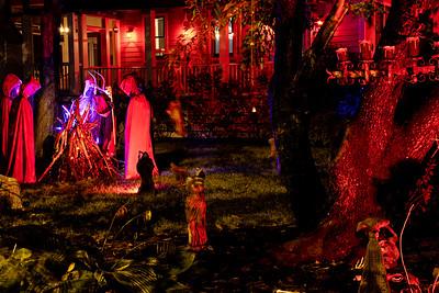 2019 Halloween Houses