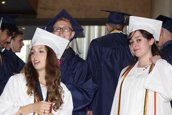 Graduation 2016 THS Devonte
