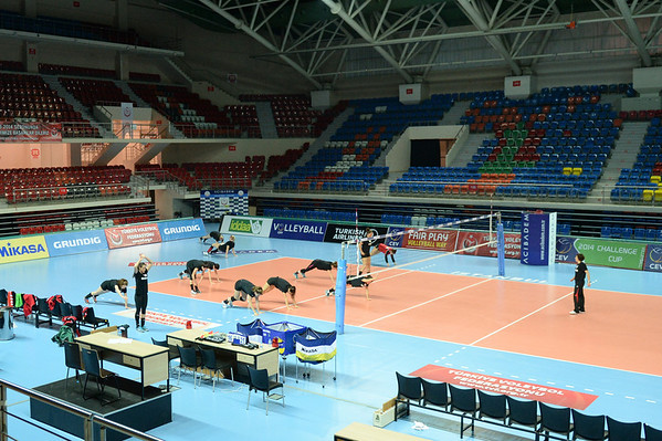 Training in Istanbul
