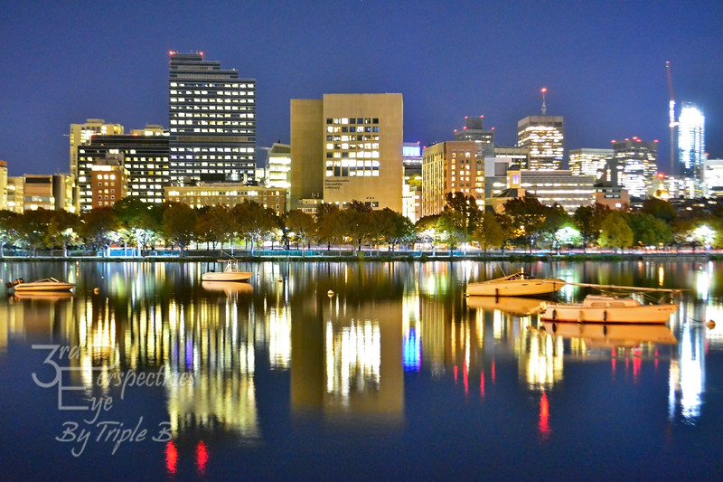 Boston Stillness - Boston, Massachusetts - USA