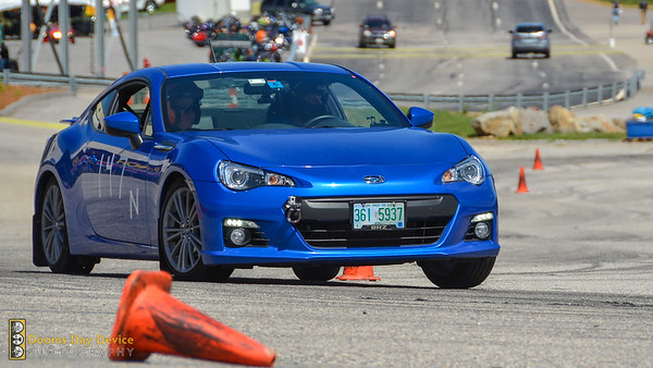 2015.06.14: Afternoon - SCCNH Autocross