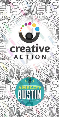 Creative Action's Amplify Austin Party