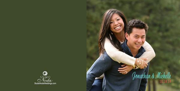 Michelle & Jon Guest Book