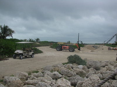 castaway cay conststruction
