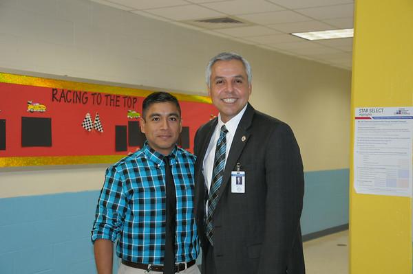 Dr. Cavazos Visits Crockett