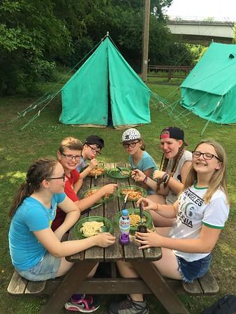 2016 - Summer Camp - Longridge