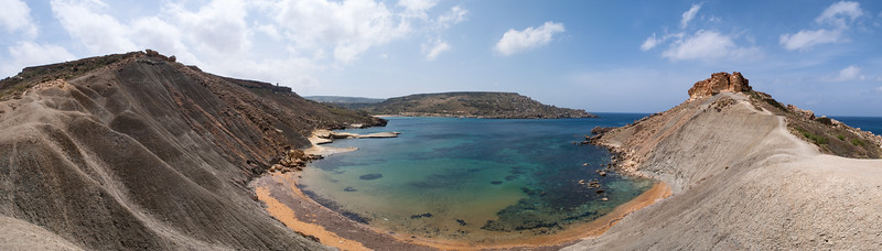 Gnejna Bay - Mugiarro, Malta - April 23, 2013