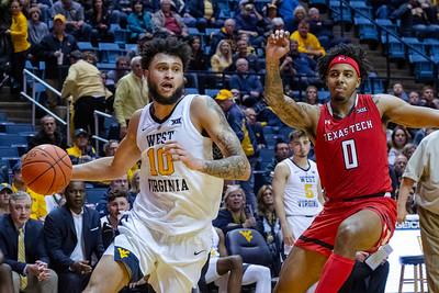 35211 Basketball Texas Tech January 2019