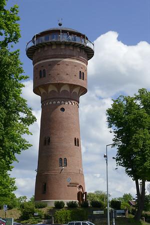 2016 Gizycko Water tower