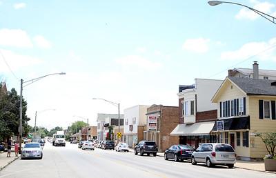 Downtown Elburn