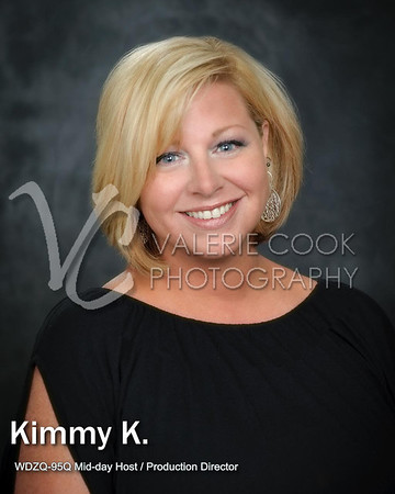 Neuhoff Headshots and 95Q Promos 7.2012