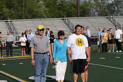 2010-05-05 Centerville Elk Track and Field - Senior Night