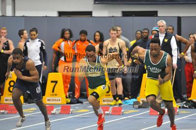 60 Meter Dash - 2014 Simmons-Harvey Invitational