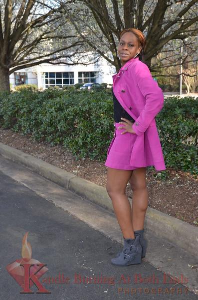 Larisa Zachery -- Model
