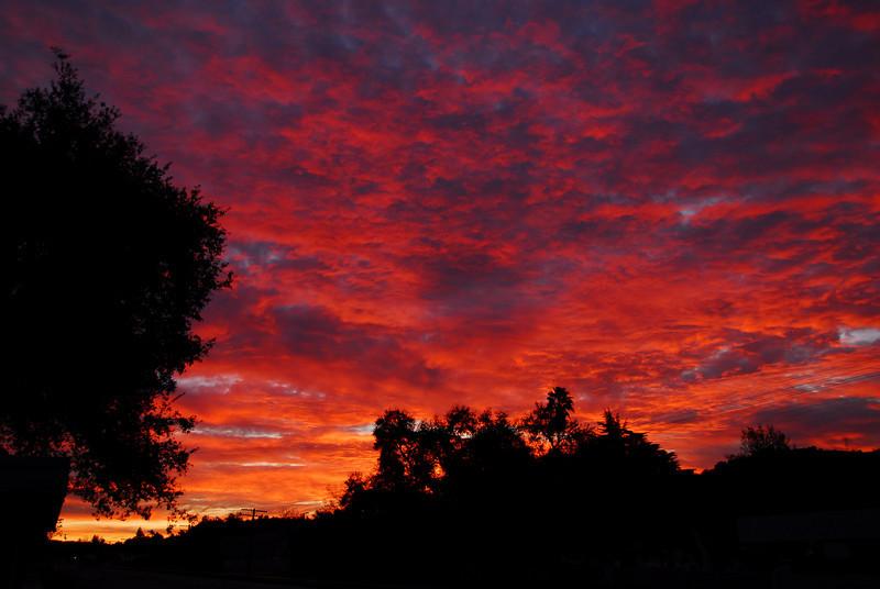Sunrise January 4, 2010 - H