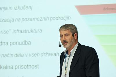 IDC Outsourcing & Cloud Computing konferenca 2010, Ljubljana