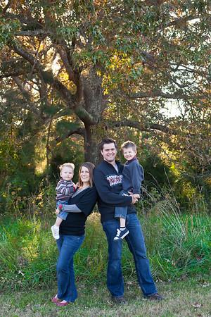 Swisher Family 2011