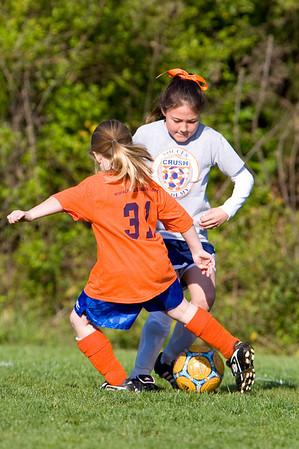 WAG vs NAB Crush Soccer