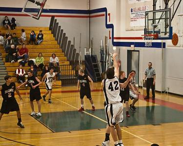 NHS JV Basketball Game