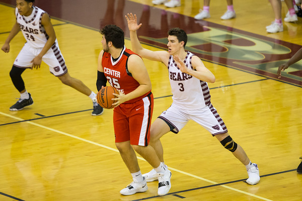 02-08-2019 Bears Basketball vs Center Grove