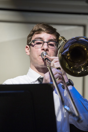 Middle and Upper School Spring Jazz Concert