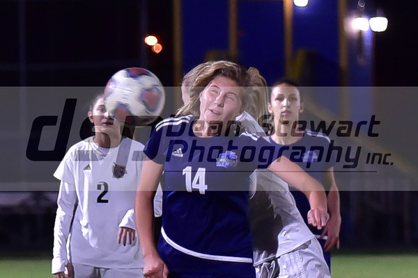 Girls Varsity Soccer 1-7-20