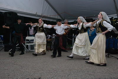 A Taste of Greece - HT Fall Festival - October 5, 2012